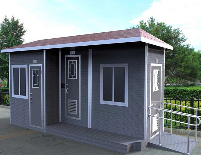 车站公共厕所