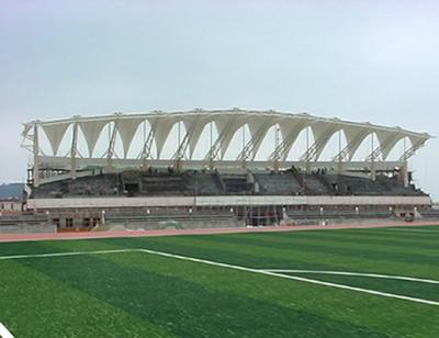 体育场膜结构看台