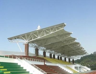 平度膜结构看台体育馆