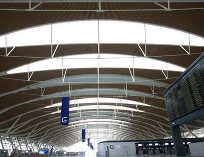 机场膜结构设计