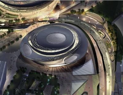 体育馆膜结构建筑
