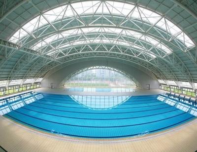 宁阳游泳池膜结构