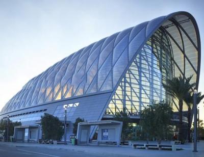 展馆膜结构